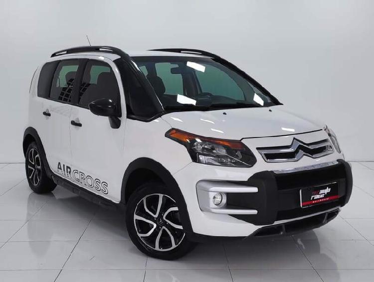Citroën aircross 1.6 tendance branco 2014/2015 - curitiba