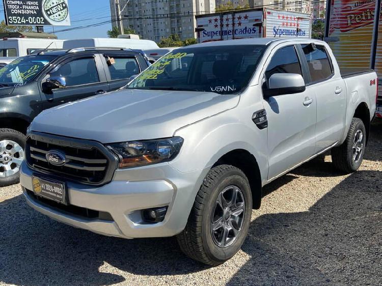 Ford Ranger 2.2 XLS Prata 2019/2020 - Curitiba 1487045