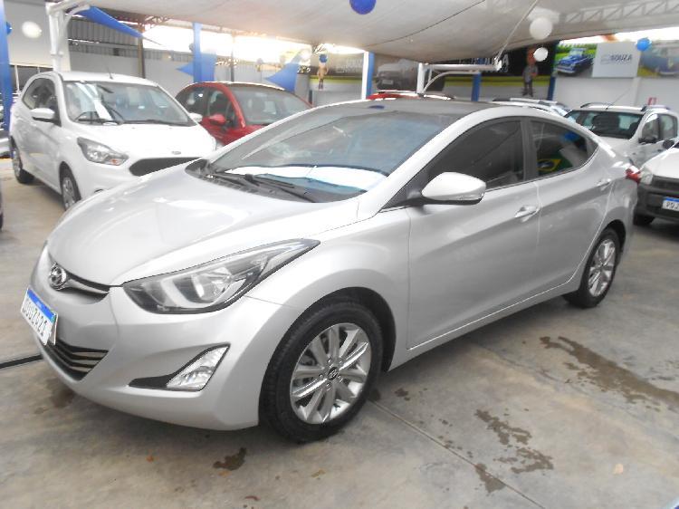 Hyundai elantra 2.0 gls prata 2014/2015 - goiânia 1484628