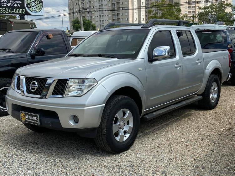 Nissan frontier 2.5 le prata 2011/2011 - curitiba 1487010