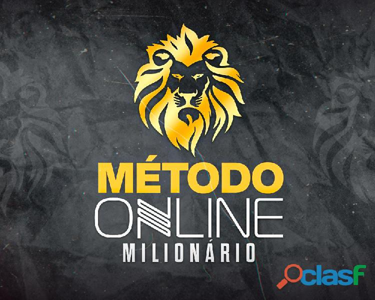 Método Online Milionário   Marketing Digital Completo