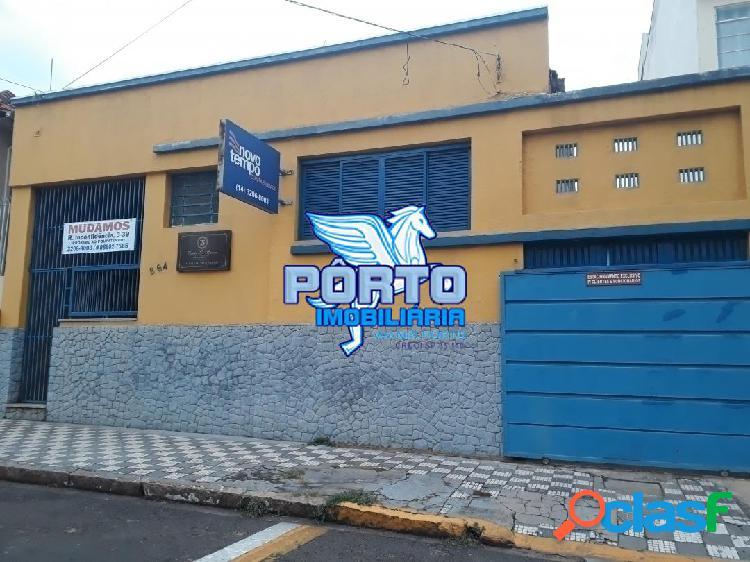 Centro da cidade - 377,85 m² terreno