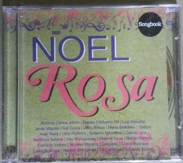 Cd noel rosa