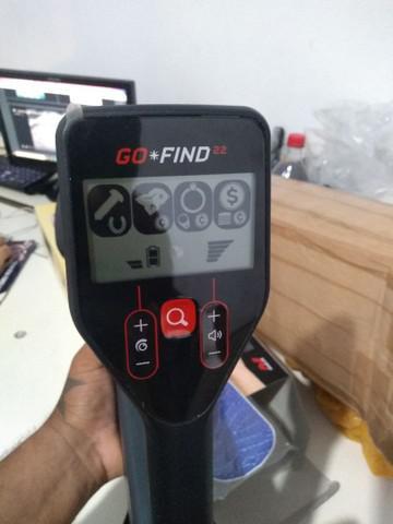 Detector digital novo go find 22