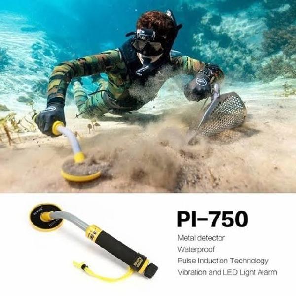 Detector de metais sub-aquatico NOVO!