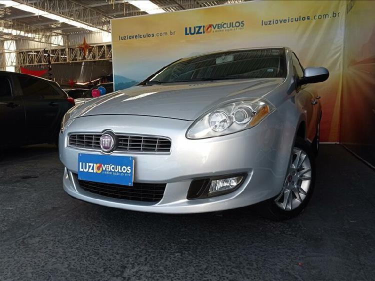 Fiat bravo 1.8 essence 16v prata 2012/2012 - campinas