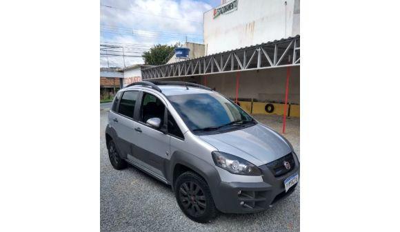 Fiat idea 1.8 adv.ext./adv.ext. loc. 1.8 flex 5p 16/16 prata