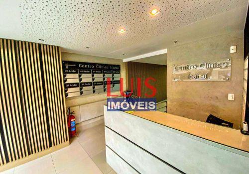 Sala, 285m² - venda por r$1.600.000 ou aluguel por