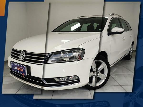 Volkswagen passat variant 2.0 tsi branco 2014/2014 - são