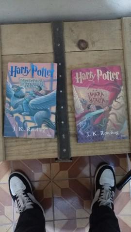 Livros* harry potter