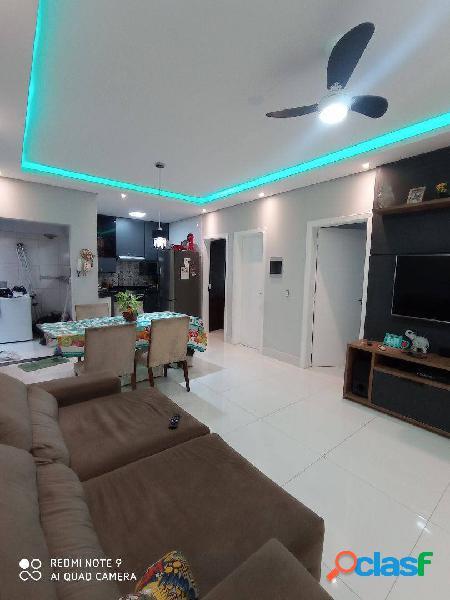 Apartamento para venda possui 76 metros quadrados com 2 quartos