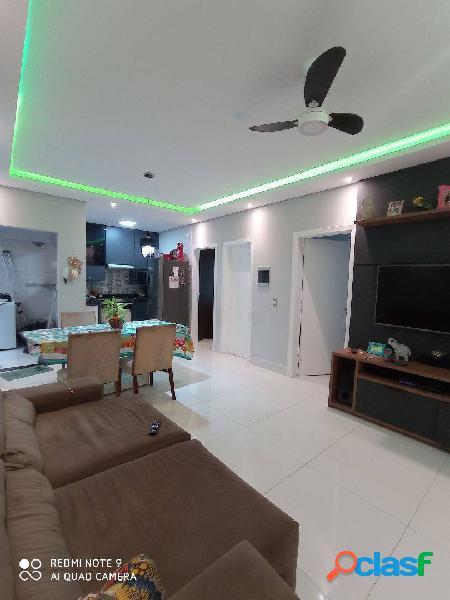 Apartamento para venda possui 76 metros quadrados com 2 quartos 1
