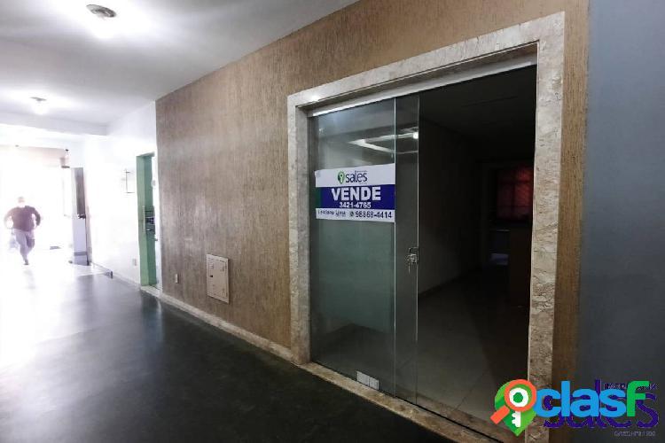 Sala térrea no centro médico odontológico