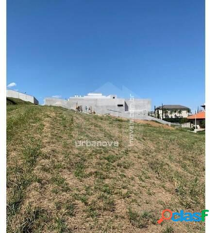Terreno em aclive à venda Condomínio Reserva do Parathey, 900 m² 1