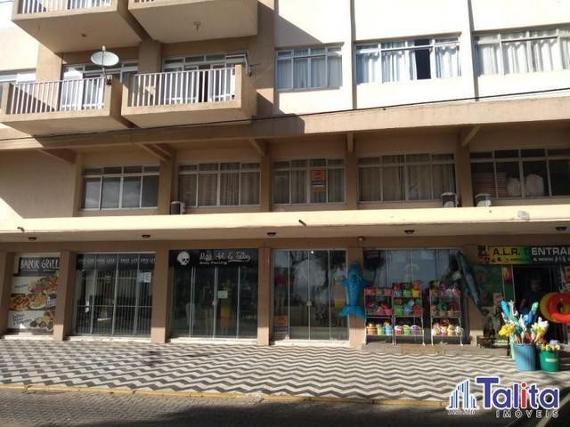 Apartamento mobiliado frente mar + 02 salas comerciais em