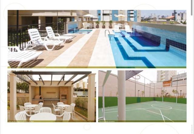 Apartamento em vila valparaíso, santo andré/sp de 60m² 3