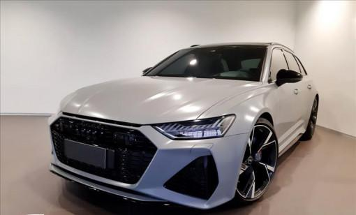 Audi - rs6 4.0 avant v8 twinturbo mhev