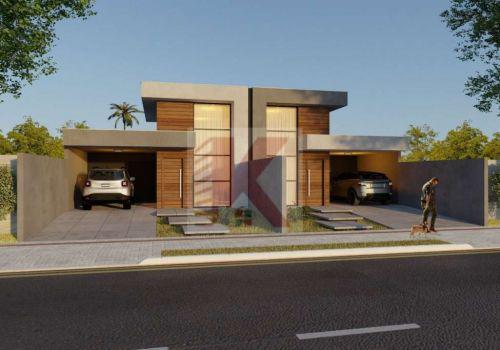 Casa à venda no bairro monte carlo - londrina/pr