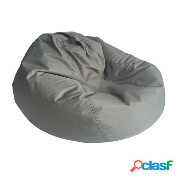 80x90cm Feijão Oxford de Pano Impermeável Bolsa Capas de Cadeira para Adolescentes Adultos Capa de Feijão Interior Exter