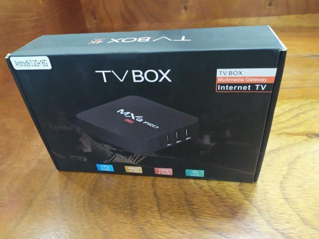 Box 2/16bg transforme sua tv em smart
