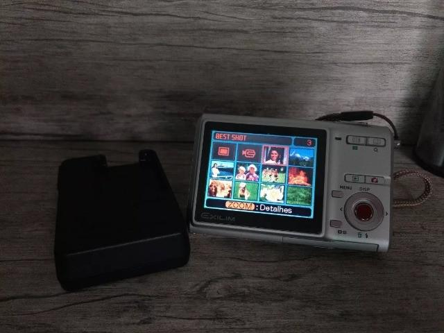 Camera digital casio exilim z60 6.0