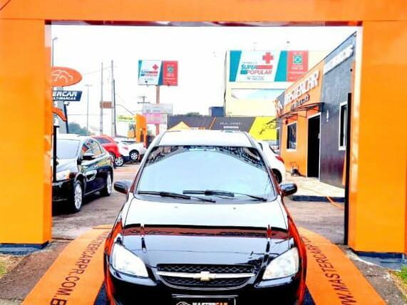 Chevrolet corsa 1.0 classic life 8v preto 2010/2011 - são