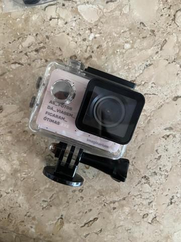Câmera xtreme imaginarium - estilo gopro
