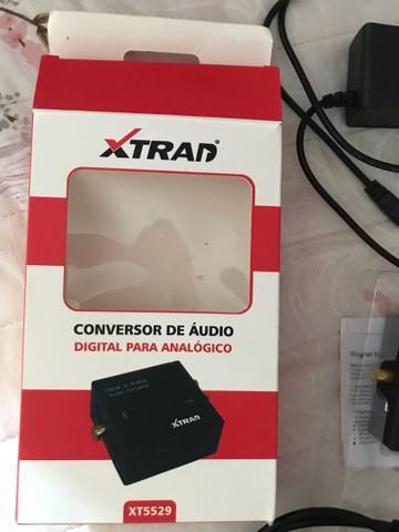 Conversor de audio