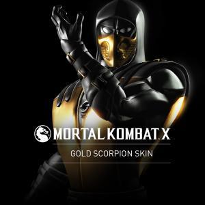 Dlc] jogo mortal kombat x scorpion dourado