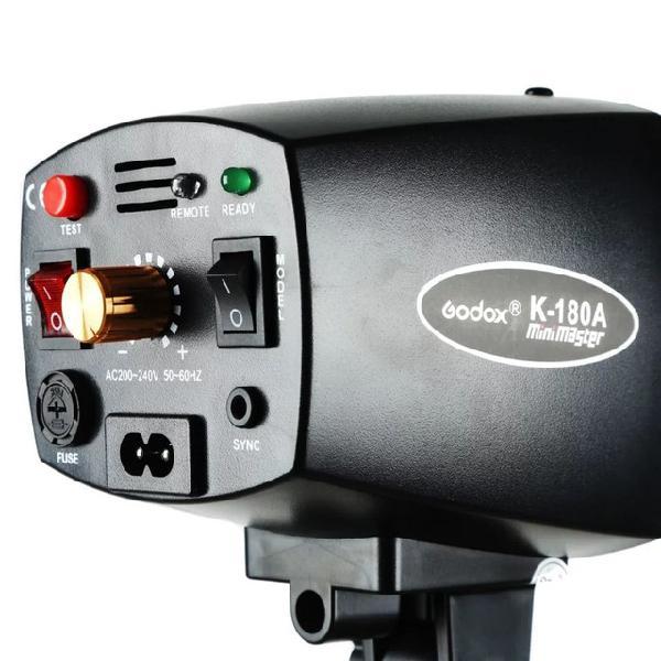 Flash tocha godox k-180a