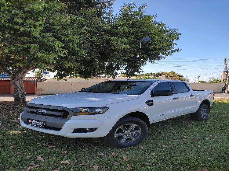 Ford ranger 2.2 xls branco 2018/2018 - goiânia 1495784