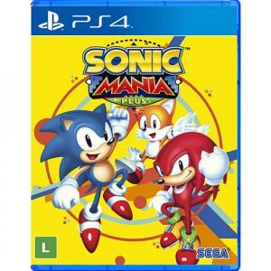 Selecionados] jogo sonic mania plus