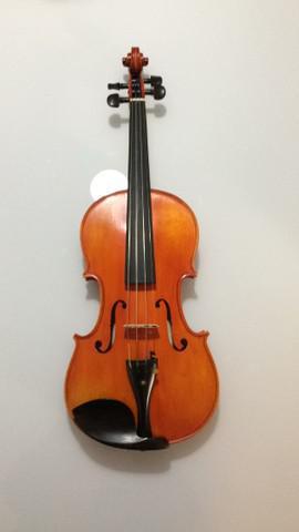 Violino feito a mão 4/4 modelo strad 1715