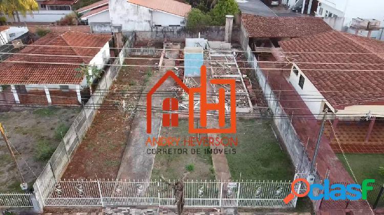 Terreno na rua 20 no centro de tangara
