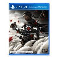 Amazon prime] [parcelado] jogo ghost of tsushima