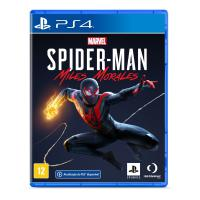 Amazon prime] [parcelado] jogo marvel's spider man miles