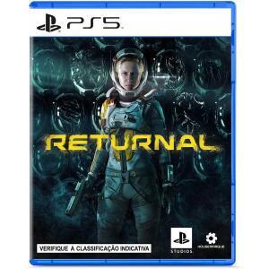 Amazon prime] [parcelado] jogo returnal