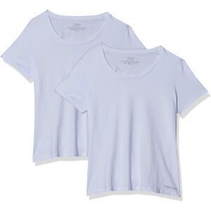 Amazon prime] [parcelado] kit 2 camisetas meia malha calvin