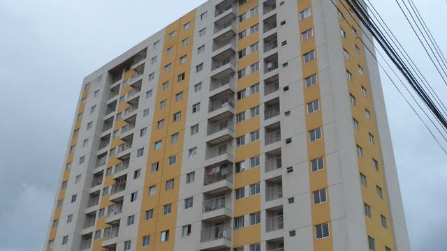 Apartamento 2 quartos para locação samambaia sul,