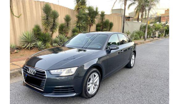 Audi a4 2.0 2.0 prestige s 19/19 cinza