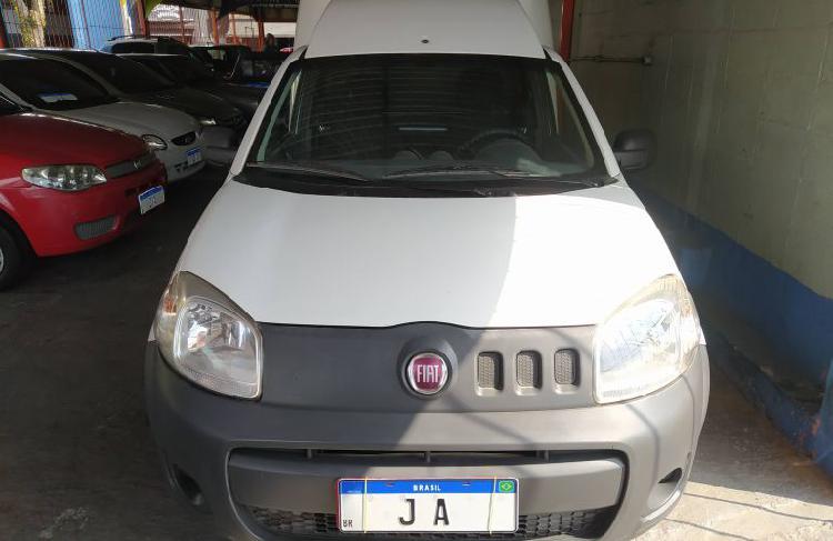 Fiat fiorino furgão 1.4 evo (flex) / 2016