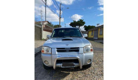 Nissan frontier 2.8 se/se strik/one cd 4x4 2.8 dies 07/08