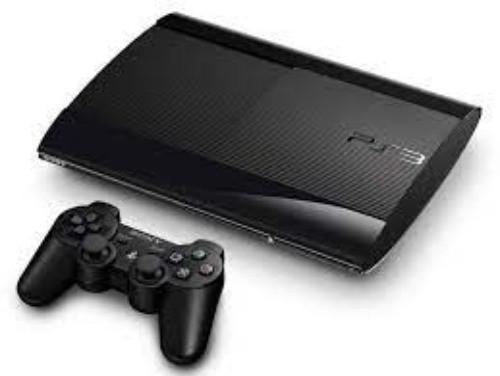Playstation 3, hd de 1 tera, 2 controles e 40 jogos