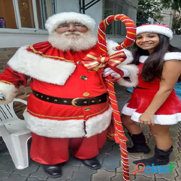 Contratação de Papai Noel