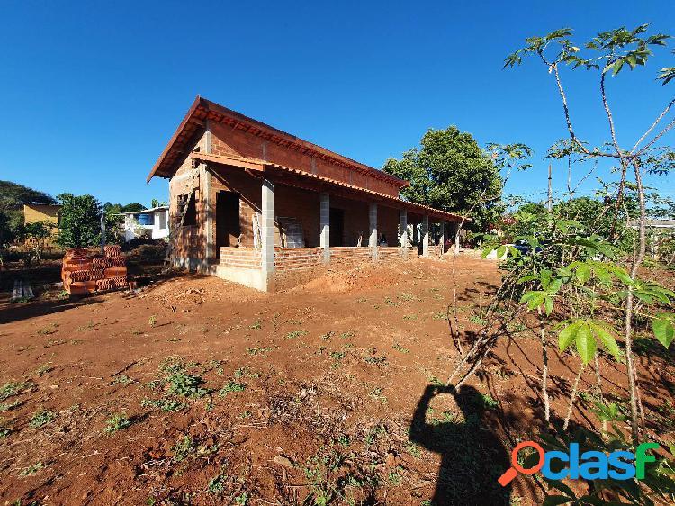 Chácara com casa em residencial fechado em artur nogueira - sp