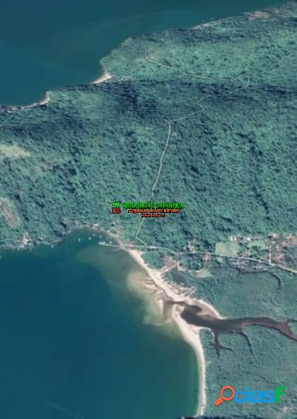 Área de 43 hectares no estado do rio de janeiro