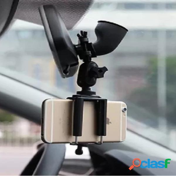 Stretch mobile phone diy driving recorder bracket suporte para carro suporte de navegação móvel (peça 3 peças pelo preço
