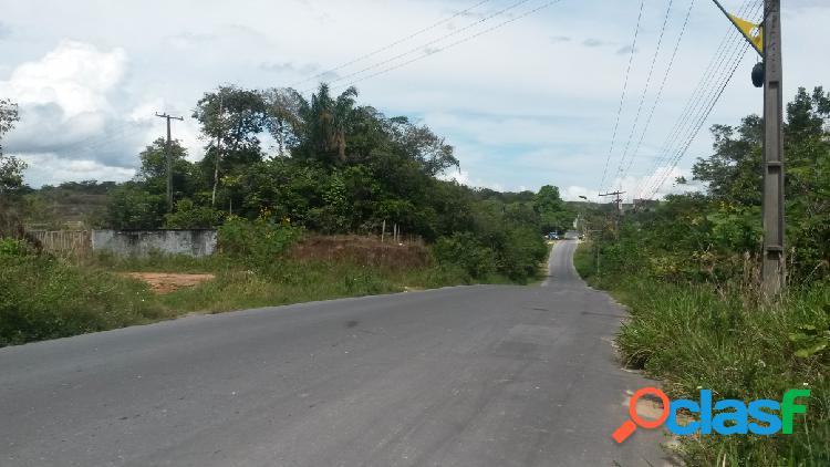 Terreno - venda - manaus - am - distrito industrial ii