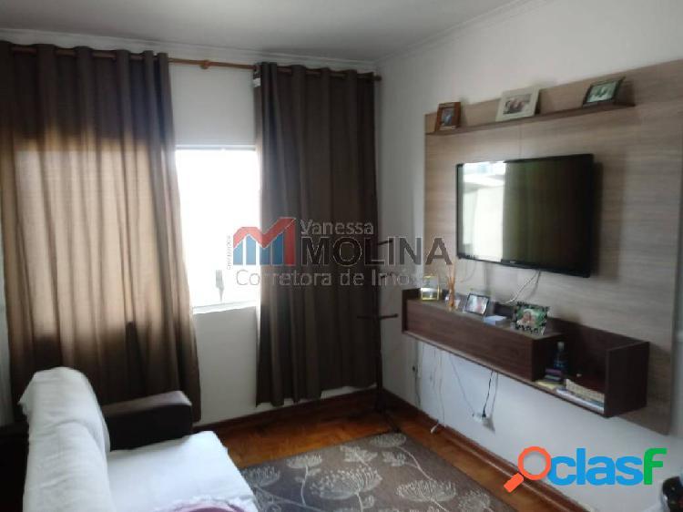 Venda apartamento com 2 dormitórios 2 vagas vila valparaiso santo andré.
