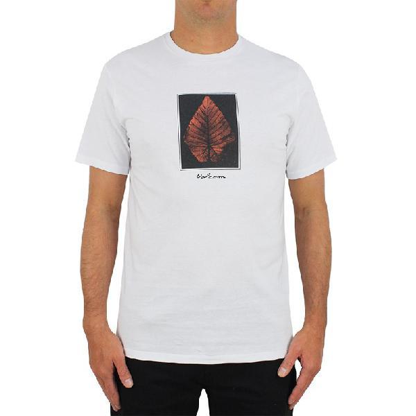 Camiseta volcom frond white - surf alive